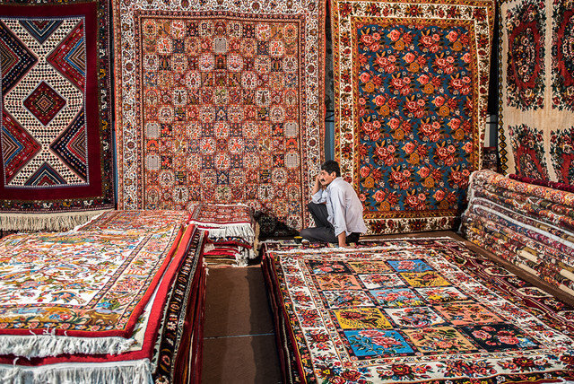 Iran's carpet exports rise 27%, U.S. reported top importer